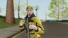 Skin V3 (GTA Online The Diamond Casino) para GTA San Andreas
