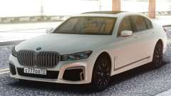 2020 BMW 7 Series M760Li  XDrive Long FULL REVI para GTA San Andreas