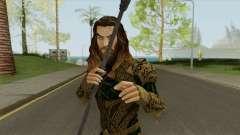 Aquaman Rider Of the King Tide V2 para GTA San Andreas
