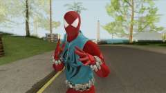 Spider-Man Scarlet Spider Suit (PS4) para GTA San Andreas
