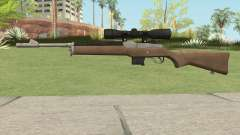 Hunting Rifle HQ (L4D2) para GTA San Andreas