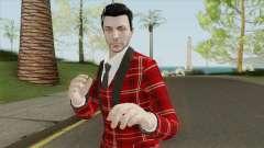 Skin V2 (GTA Online The Diamond Casino) para GTA San Andreas