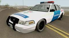 Ford Crown Victoria Magyar Rendorseg para GTA San Andreas