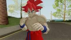 Goku Red para GTA San Andreas