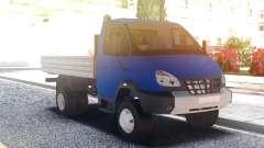 GAZ 3310 de la Junta de para GTA San Andreas