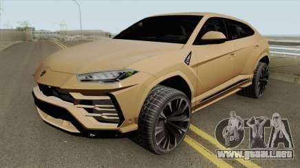 Lamborghini Urus HQ para GTA San Andreas