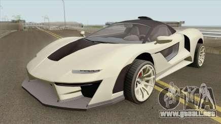 Progen Emerus GTA V para GTA San Andreas