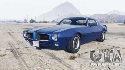 Pontiac Firebird 1970 para GTA 5