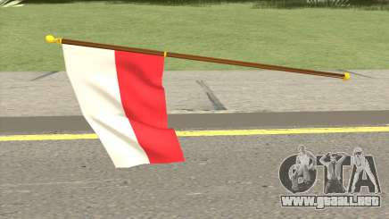 Poland Flag para GTA San Andreas