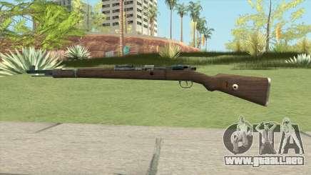 KAR98K Rifle para GTA San Andreas
