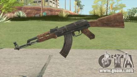 COD: MW1 AK-47 (Default) para GTA San Andreas