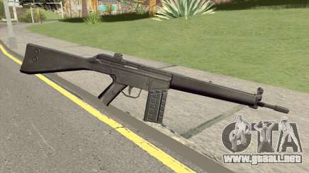 G3 Assault Rifle (Insurgency Expansion) para GTA San Andreas