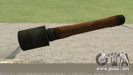 Stielhandgranate M24 para GTA San Andreas