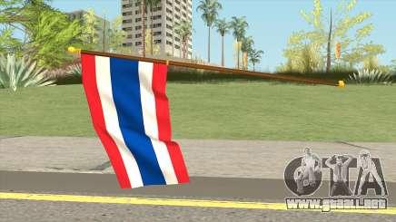 Thailand Flag para GTA San Andreas