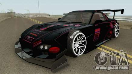 Mazda RX-7 Tcp Magic 2002 para GTA San Andreas
