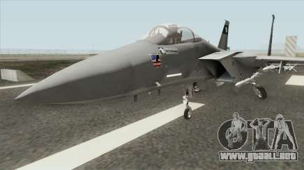 Emerald Coast F-15C para GTA San Andreas