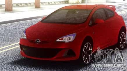 Opel Astra 2018 para GTA San Andreas