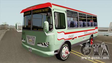 Buseta Chevrolet C30 Modificada para GTA San Andreas