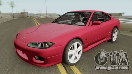 Nissan Silvia IVF para GTA San Andreas