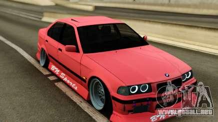 BMW M3 E36 BN-Sport para GTA San Andreas