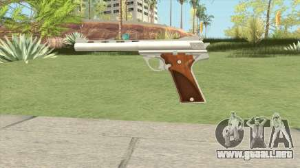 Pistol .44 (Automag) GTA IV EFLC para GTA San Andreas