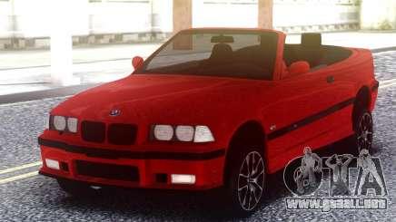 BMW M3 E36 Cabrio Coupe para GTA San Andreas