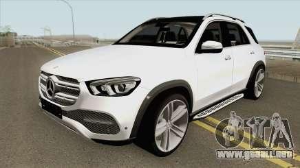 Mercedes-Benz GLE 2020 para GTA San Andreas