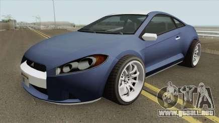Maibatsu Penumbra GTA V IVF para GTA San Andreas