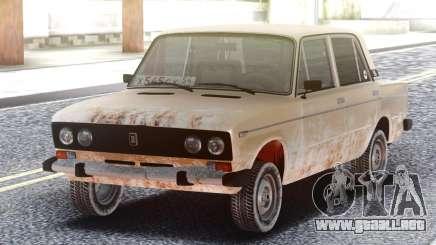 VAZ 2106 Viejos y oxidados para GTA San Andreas