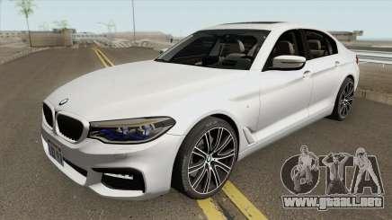 BMW 540i G30 2018 para GTA San Andreas