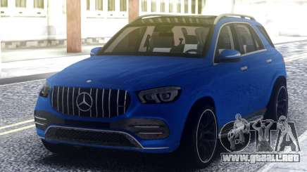 Mercedes-Benz GLE AMG New para GTA San Andreas