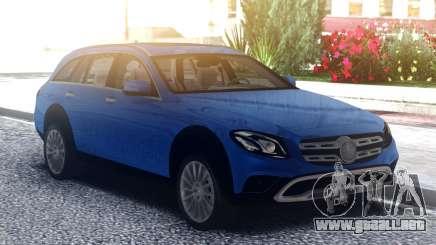 Mercedes-Benz E350D W213 para GTA San Andreas