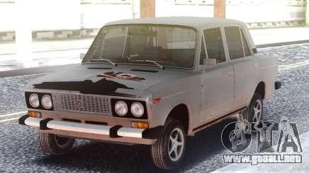 VAZ 2106 Rusty Racing para GTA San Andreas