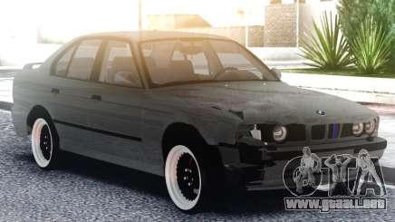 BMW E34 525i Roto para GTA San Andreas