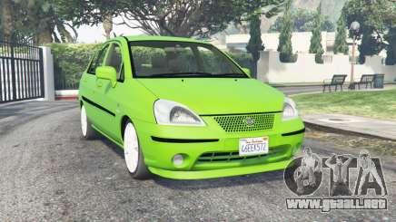 Suzuki Liana GLX 2002 para GTA 5