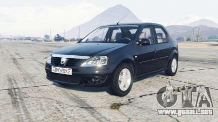 Dacia Logan 1.6 2008 para GTA 5