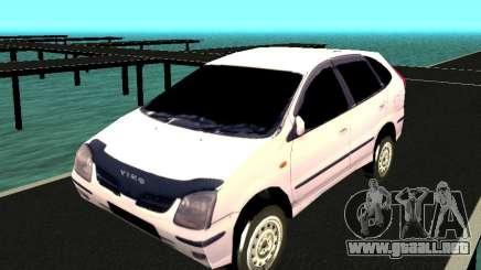 Nissan Almera Tino para GTA San Andreas