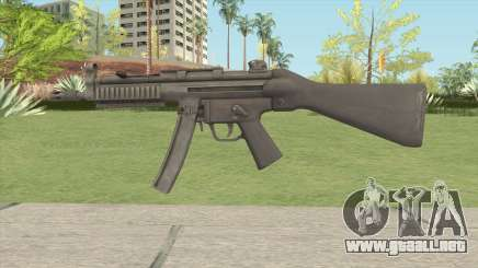 MP5 HR (Medal Of Honor 2010) para GTA San Andreas