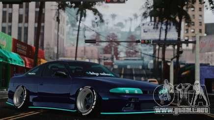 Nissan 180SX(S14 Zenki) para GTA San Andreas