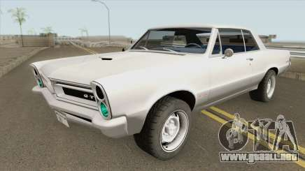 Pontiac GTO 65 IVF para GTA San Andreas