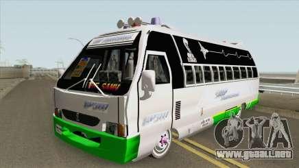 Nissan NPU Urbana para GTA San Andreas