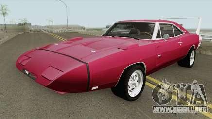 Dodge Charger Daytona 1969 IVF para GTA San Andreas