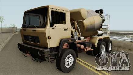 Cement Truck IVF para GTA San Andreas