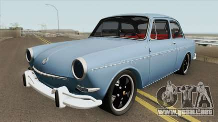 Volkswagen Notchback 1967 V1 para GTA San Andreas