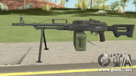 Battlefield 4 PKP Pecheneg para GTA San Andreas