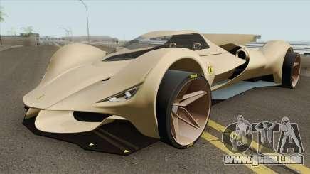 Ferrari Piero T2 LM Stradale LMP1 2025 para GTA San Andreas