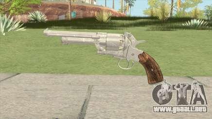 LeMat Revolver para GTA San Andreas