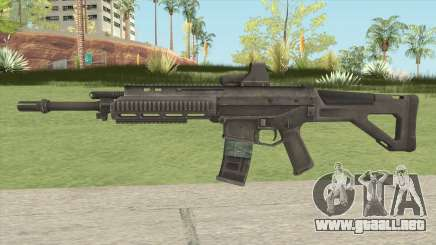 Battlefield 3 ACW-R para GTA San Andreas
