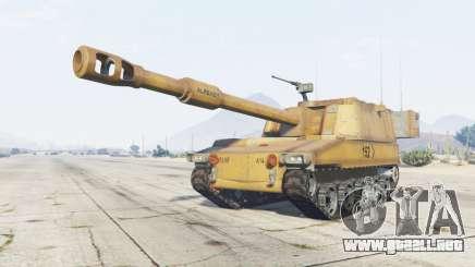 M109A6 Paladin para GTA 5