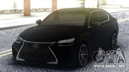 Lexus ES250 para GTA San Andreas